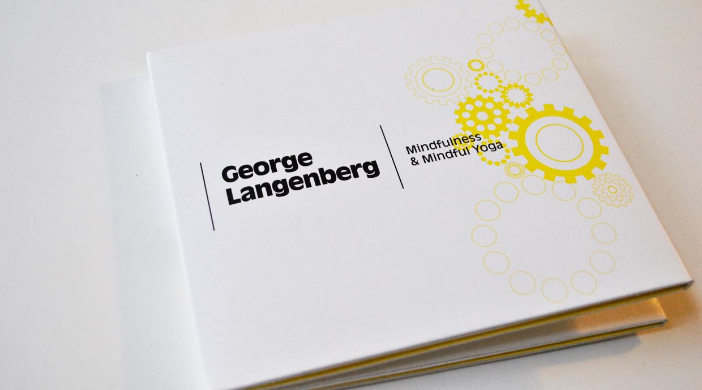 George Langenberg | Huisstijl