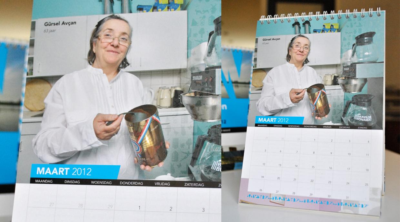 Kalender Amsterdam Nieuw-West | Zilveren Kracht